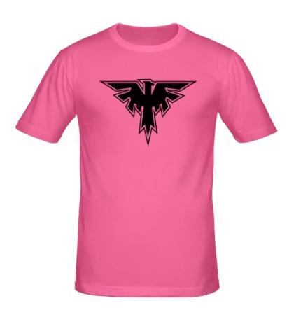 Мужская футболка Орлиный символ свободы