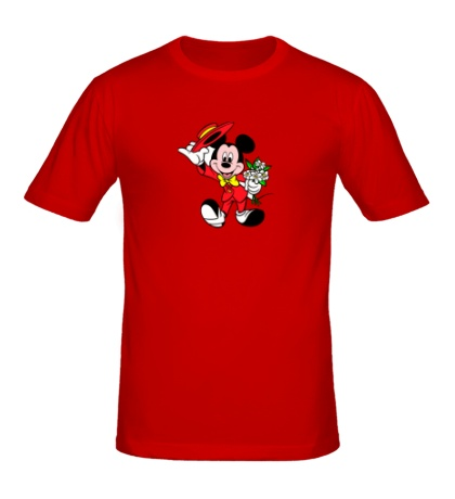 Мужская футболка Mr. Mickey Mouse