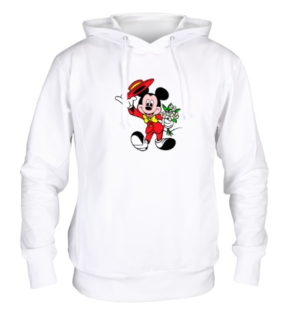 Толстовка с капюшоном Mr. Mickey Mouse