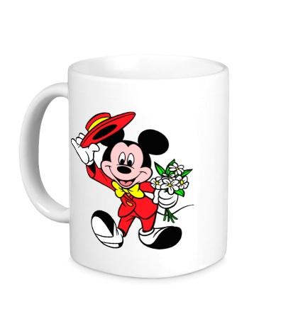 Керамическая кружка Mr. Mickey Mouse