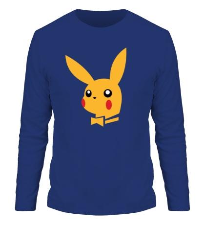 Мужской лонгслив Pikachu Playboy