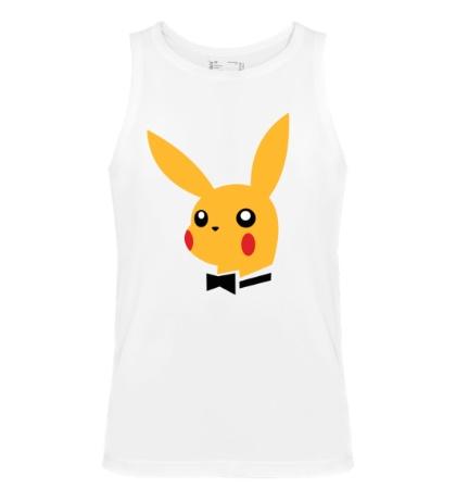 Мужская майка Pikachu Playboy