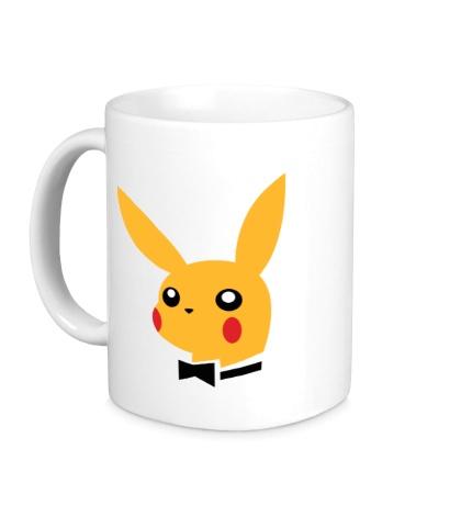 Керамическая кружка Pikachu Playboy