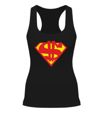 Женская борцовка Rich Superman