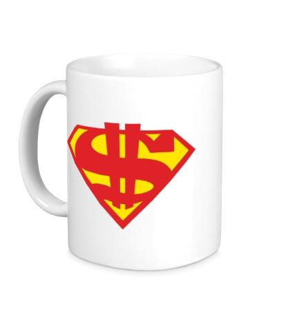 Керамическая кружка Rich Superman