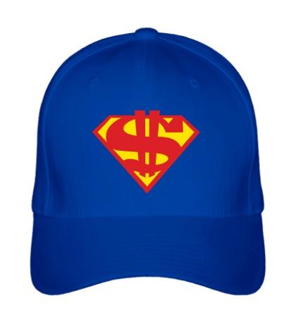 Бейсболка Rich Superman