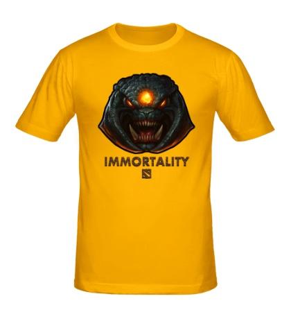 Мужская футболка Immortality Roshan