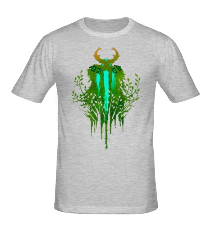 Мужская футболка Green Nature Prophet