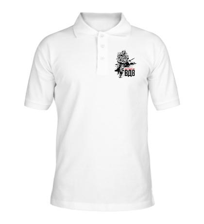 Рубашка поло Боец ВДВ