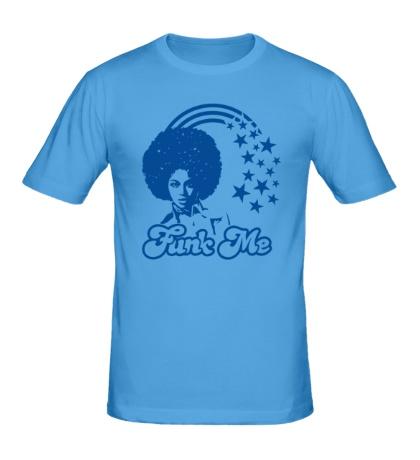 Мужская футболка Funk me