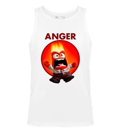 Мужская майка Anger Man