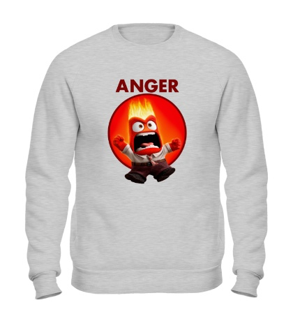 Свитшот Anger Man