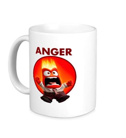 Керамическая кружка Anger Man