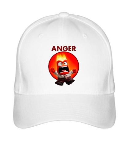 Бейсболка Anger Man