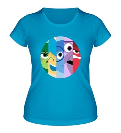 Женская футболка Sweet Emotion