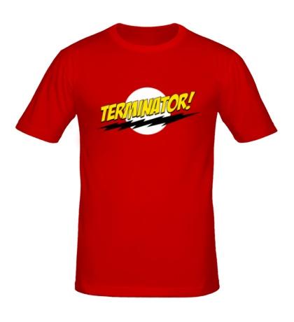 Мужская футболка Volt Terminator