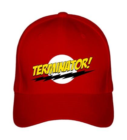 Бейсболка Volt Terminator