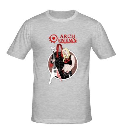 Мужская футболка Arch Enemy