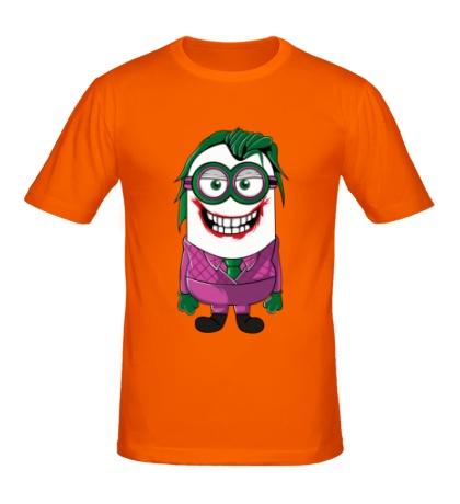 Мужская футболка Джокер-Миньон