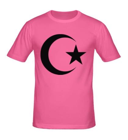 Мужская футболка Мусульманин