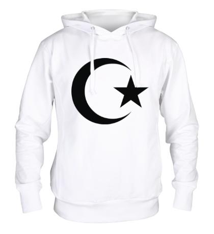 Толстовка с капюшоном Мусульманин
