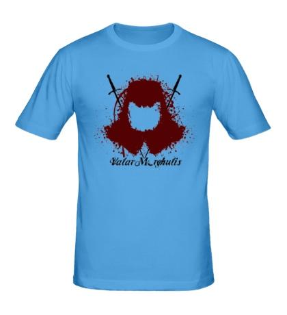 Мужская футболка Valar Morghulis