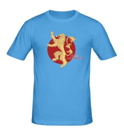 Мужская футболка Дом Ланнистеров