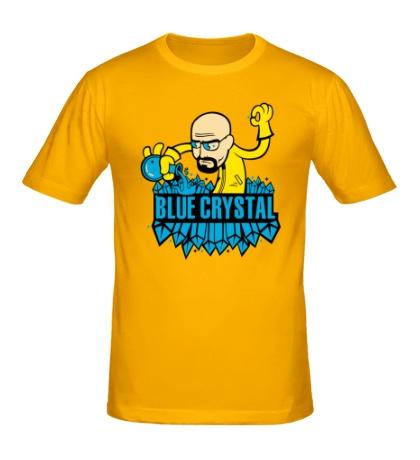 Мужская футболка Blue crystal meth