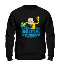 Свитшот Blue crystal meth