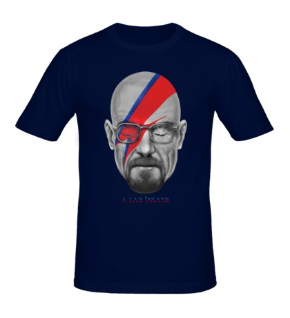 Мужская футболка A Lab Insane