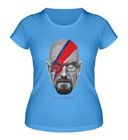 Женская футболка A Lab Insane
