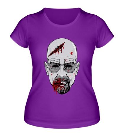 Женская футболка Walking Walt