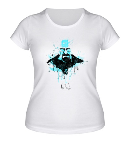 Женская футболка I am the Danger