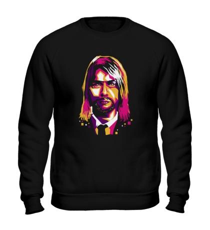 Свитшот Nirvana: Kurt Cobain