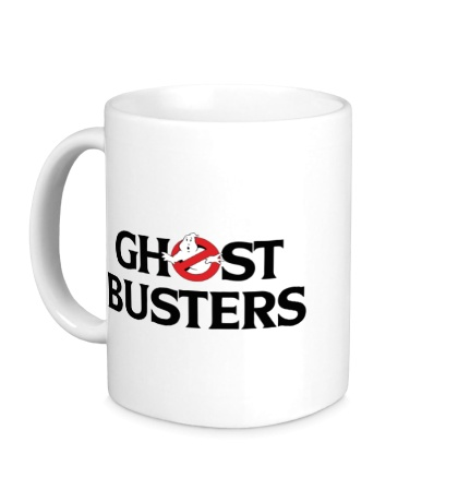 Керамическая кружка Ghostbusters