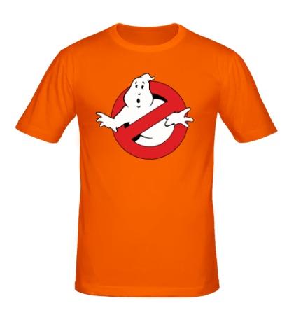 Мужская футболка Охотники за привидениями