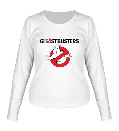 Женский лонгслив Ghostbusters Logo
