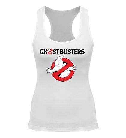 Женская борцовка Ghostbusters Logo