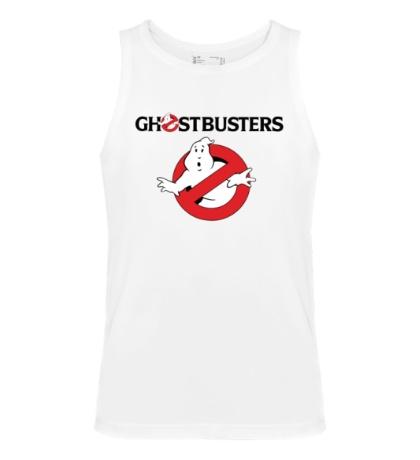 Мужская майка Ghostbusters Logo