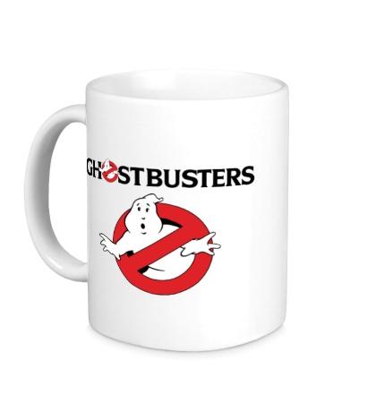 Керамическая кружка Ghostbusters Logo