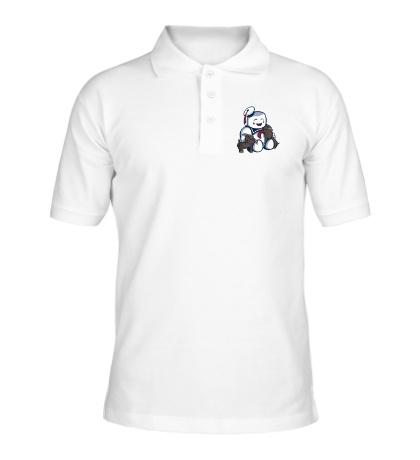 Рубашка поло Зефирный человек