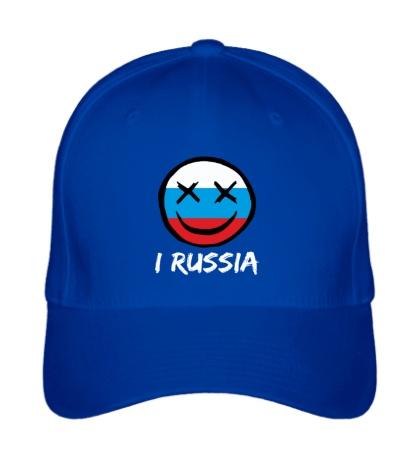 Бейсболка Русский смайл