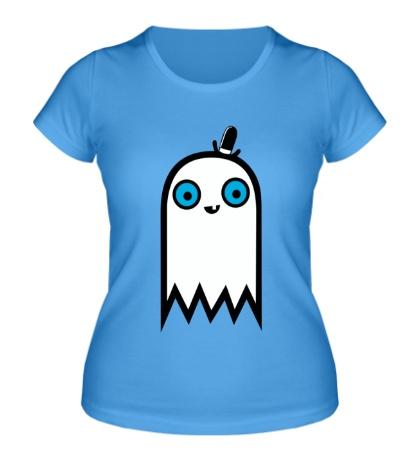 Женская футболка Ghostlie