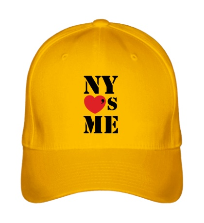 Бейсболка NY Loves Me