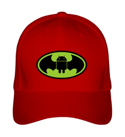 Бейсболка Android-Batman
