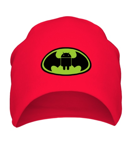 Шапка Android-Batman