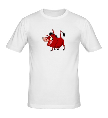 Мужская футболка Пумба