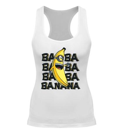 Женская борцовка Банановый миньон