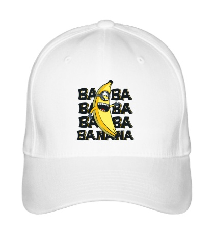 Бейсболка Банановый миньон