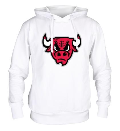Толстовка с капюшоном Chicago Red Bulls